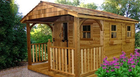 Bespoke Shed Construction